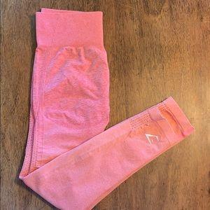 Gymshark seamless ombré leggings